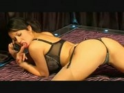 donna duke in sexy lingerie