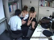 Two Schoolgirls punished