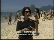 Brazilian bikini girl - ipanema beach
