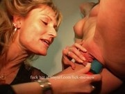 MILF seduces young girl
