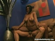 Ebony Baby Cakes Fucked and Nasty Facial at Big Boobs Fat Booty