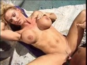 Classic Hot Blonde MILF Cougar Alexis Knight