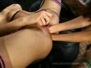 Bella Donna Fisted In Two Holes