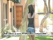 Veronica, ftv girls, petite girl naked outdoor