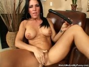 Kendra Secret - Busty Woman And Her Long Sextoy