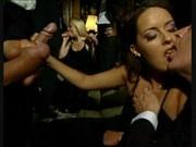 Monica Roccaforte and Oceane party sex Mario Salieri......By Saamba