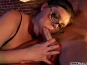 Kayla Cam - Busty MILF Riding A Hard Cock