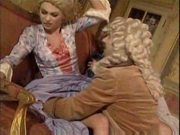 Laura angel as xviii century slut, amazing hot orgy