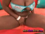 Pornstar jada fire squirting all over