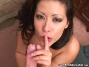 Misty Mendez - Asian MILF Milking A Cock