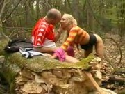 Nomi Rendezvous In the Bush Fucked Two Guys