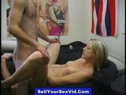 Young amateurs share private sextapes