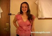 Netvideogirls - trina calendar audition