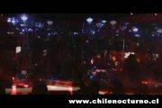 Show en club lido - chile miss noche 2010