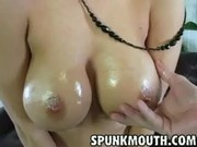 Dylan Ryder Tit Fuck and BlowJob to Facial