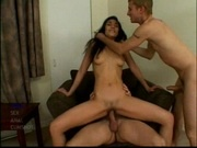 Jade at Her First Gangbang