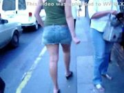 Piernas en minifalda guatemala