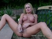 Rich Bitch Nikol Spends Afternoon Stroking Her Twat And Shov