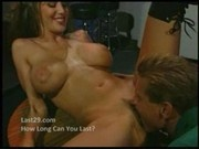 Busty MILF Fucked On A Table