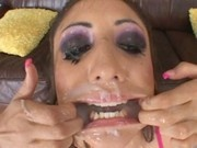 Sammy Cruz oral gangbang