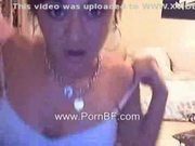 Sexy hot girl doing very nice dance with shaking booty