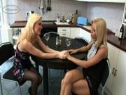 Vivien and Gina B