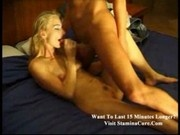 Fancia Blonde getting laid