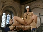 Hot nun fucks a priest