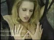 BRENDA-lesbian action in machine shop
