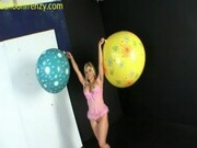 Kylee Lovit Balloon Dance