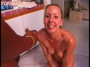 Julie Night sexy blowjob