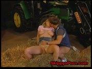 Zdenka the anal farmgirl