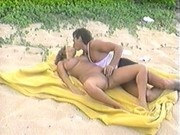 Trinity Loren Sex in the Beach