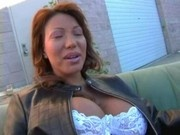 Big tits Ava Devine gets shafted up the arse anf facialised