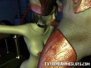3d shocking scifi sex!