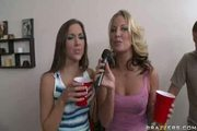 Kiara& kierra - karaoke? suck my dick!