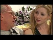Beautiful Tall Blonde Girl Fucked By Old Man