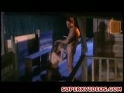 Randi Wright nasty brunette having good sex outdoor