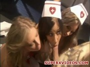 Brooke Banner- Lindsey Meadows- Kirsten Price Hot nurses