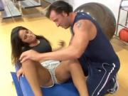 Jenaveve Jolie fucked by her gym teacher ------- httpbitdolive-fun