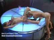 MICHEL AND ALEX PLAYING IN SHOWER - LICKING VAGINA- 16:12min