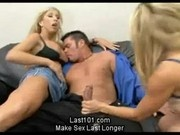Office Boy Nails 2 Chicks