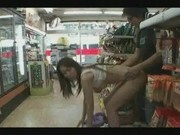 Asians sex convenience store