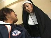 Asian nun sex