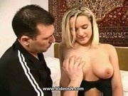 Russian teen schoolgirl blonde