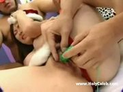 Japanese girl soft and hard