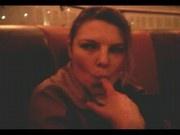 Morbazo en el bar