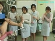 Nurses Getting Their Pussies Licked Fingered In Front Of Other Nurses In The Operation Room