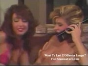 Ginger Lynn 3 Way With Crystal Breeze Part1