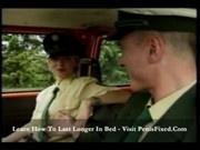 Nyda - officers fucking in their van